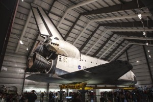 Space Shuttle Endeavor-5