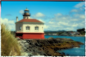 Coquille Lighthouse - Bandon