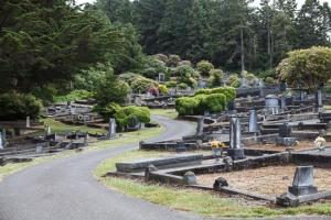 Ferndale Cemetery Beckons