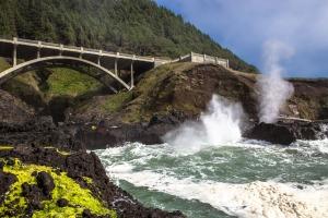 Bridge Over Cooks Chasm