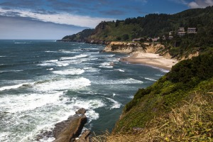 Depoe Bay - South of Lincoln City, OR