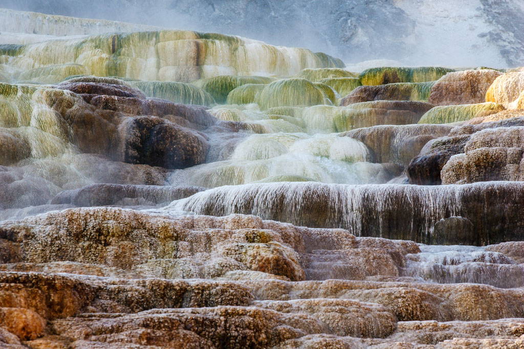 Yellowstone – Nature's Wonderland