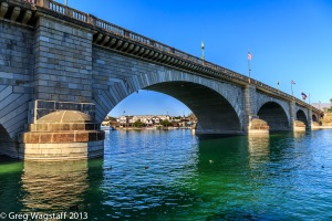 London Bridge Lake Havasu City, AZ