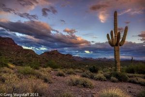 Superstition Mt. AZ