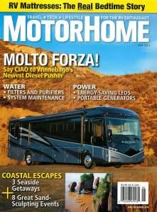 Motorhome Magazine May 2014