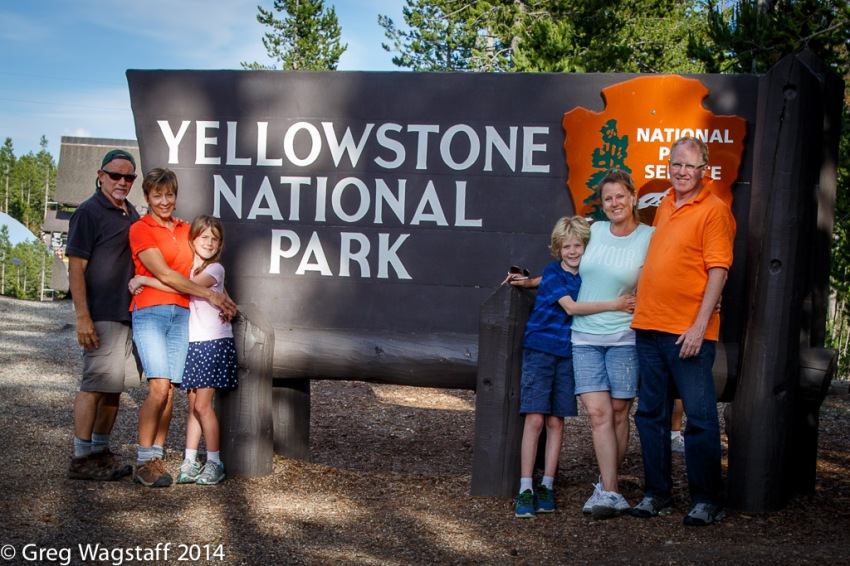 Team Orange Ready for YNP