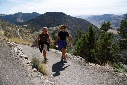 Trek Up to Lewis & Clark Caverns