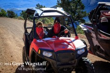 """Our """"Baby"""" ATV"""