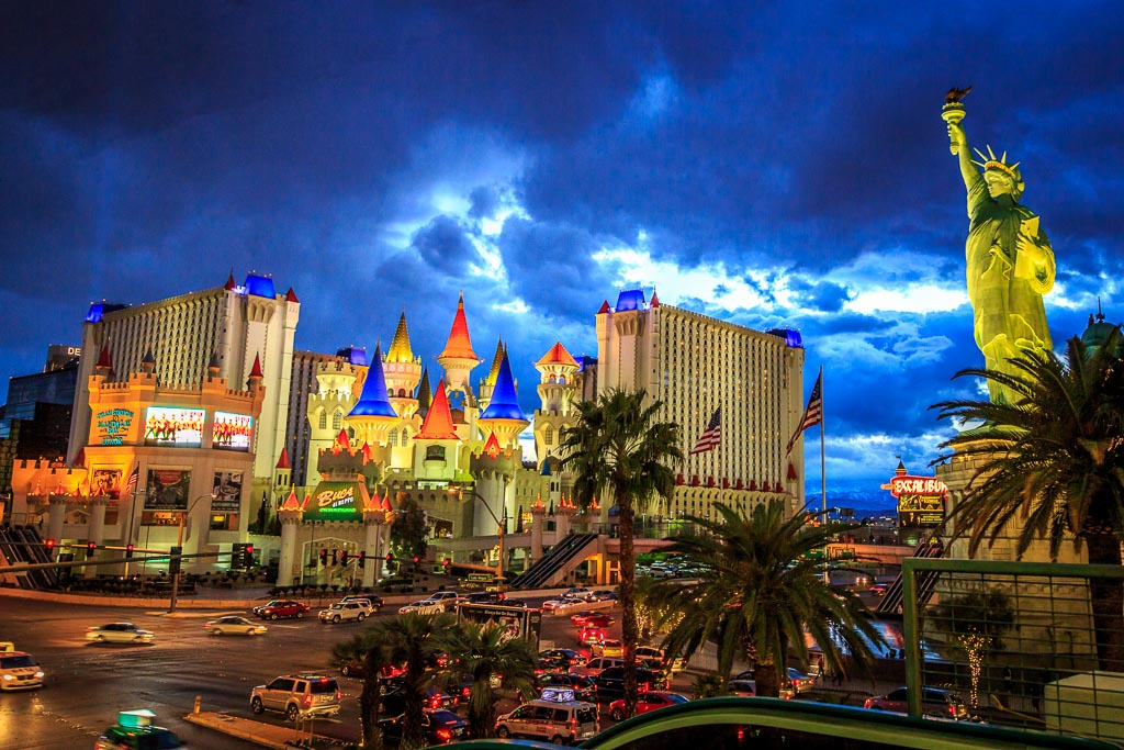 What Happens in Vegas, Stays inVegas!