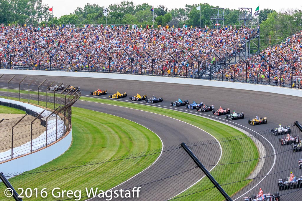 100th-Running of the Indianapolis 500