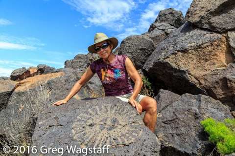 Petroglyph National Monument-7